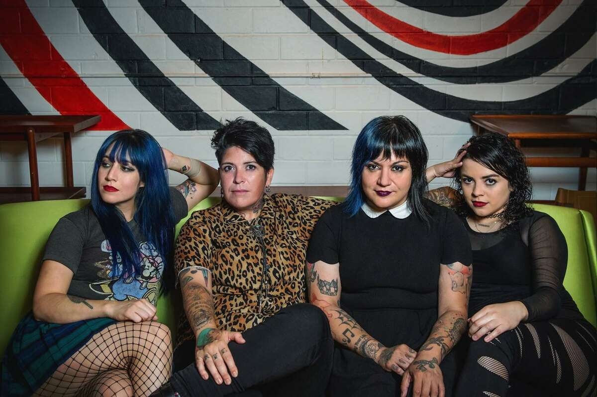 Musica en la Calle: Chicana punk rock band Fea headlines Musica en la Calle, Hotel Havana's annual music festival, on the same day they release their second album,