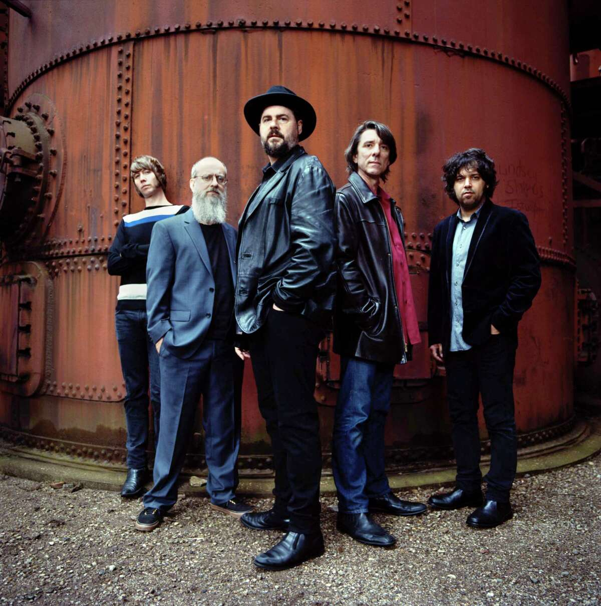 Drive-By Truckers: Politics - or at least class-consiousness - has always been part of country-rock band Drive-By Truckers' music, even on the wise-ass Southern gothic debut