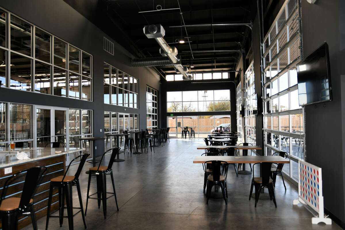 Tall City Brewery opened its tasting room and brewery Friday, Nov. 14.