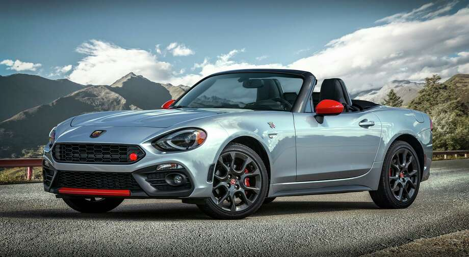 2020 Fiat 124 Spider Abarth Photo: FCA US LLC / Copyright © 2019 FCA US LLC. All Rights Reserved.