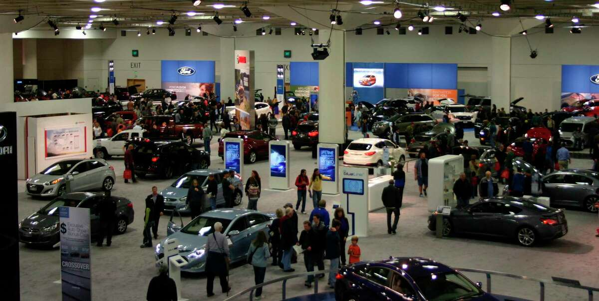 The San Francisco Chronicle 62nd annual International Auto Show is the largest auto exposition in Northern California.