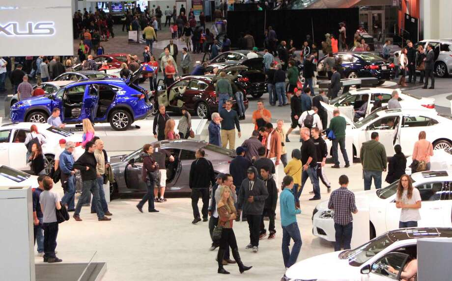 The San Francisco Chronicle's 62nd annual International Auto Show is the largest auto exhibition in Northern California. The event will feature the newest releases and many 2020 model-year vehicles. Photo: International Car Show