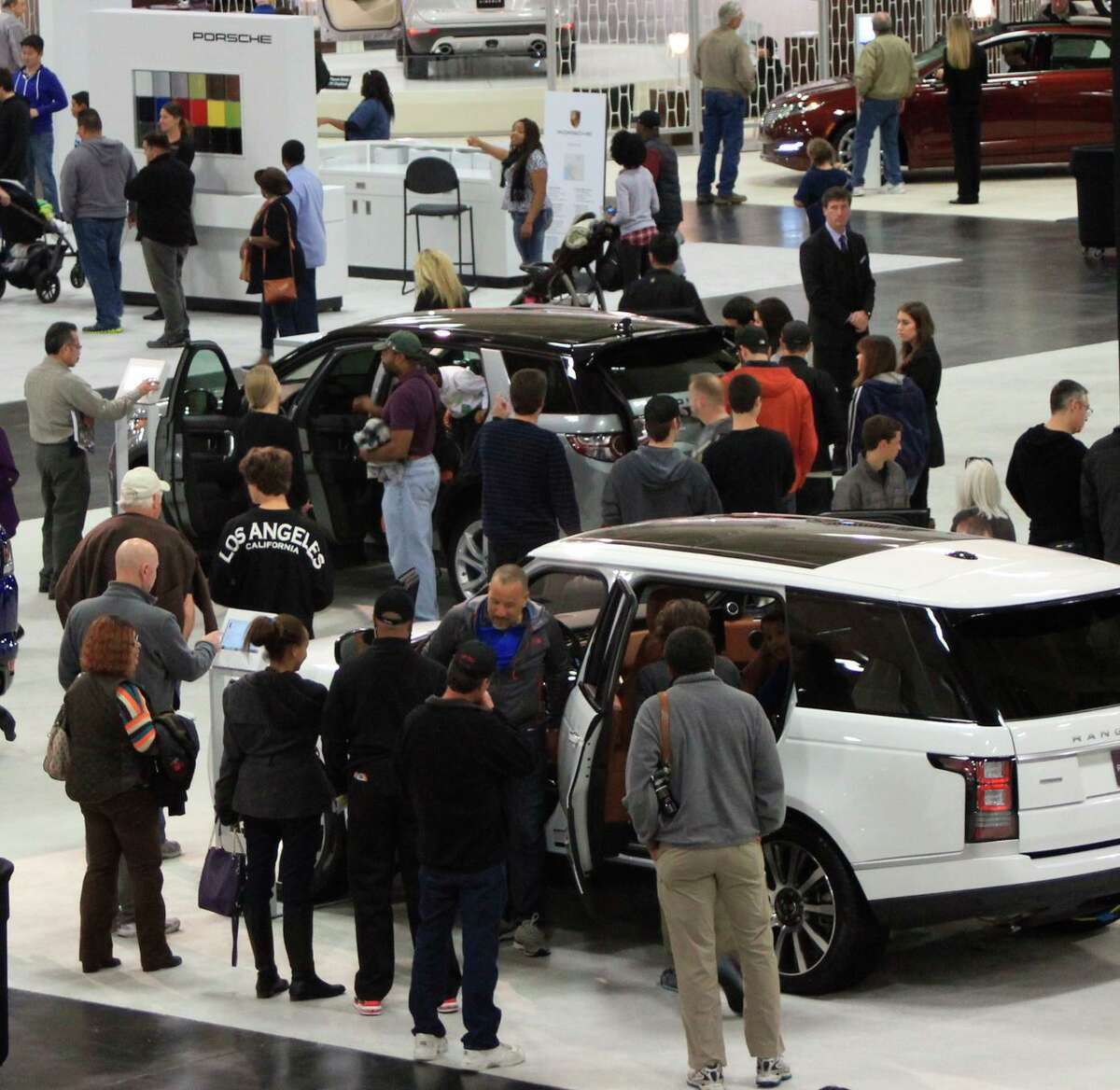 The San Francisco Chronicle's 62nd annual International Auto Show is the largest auto exhibition in Northern California. The event will feature the newest releases and many 2020 model-year vehicles.