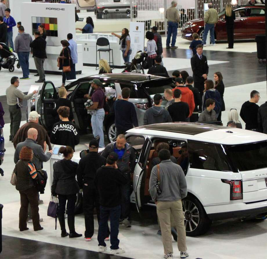 The San Francisco Chronicle's 62nd annual International Auto Show is the largest auto exhibition in Northern California. The event will feature the newest releases and many 2020 model-year vehicles. Photo: International Auto Show