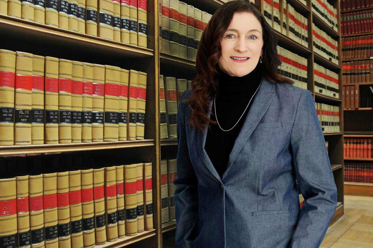 FILE - JCOPE Commissioner Julie Garcia.