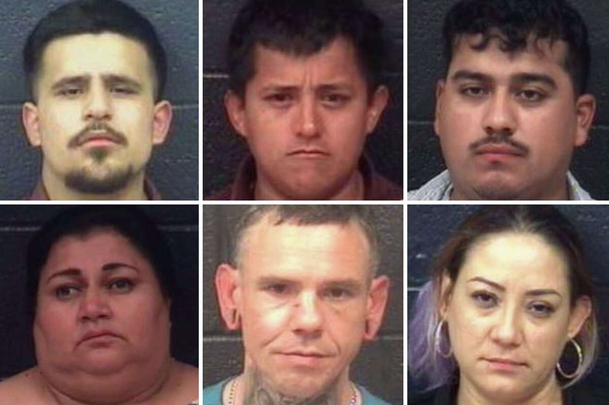 Click through the gallery to see the DWI arrests in Laredo during October 2019.