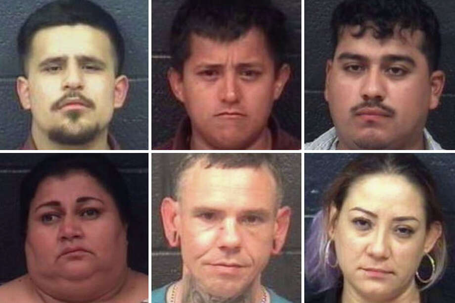 Click through the gallery to see the DWI arrests in Laredo during October 2019. Photo: Courtesy