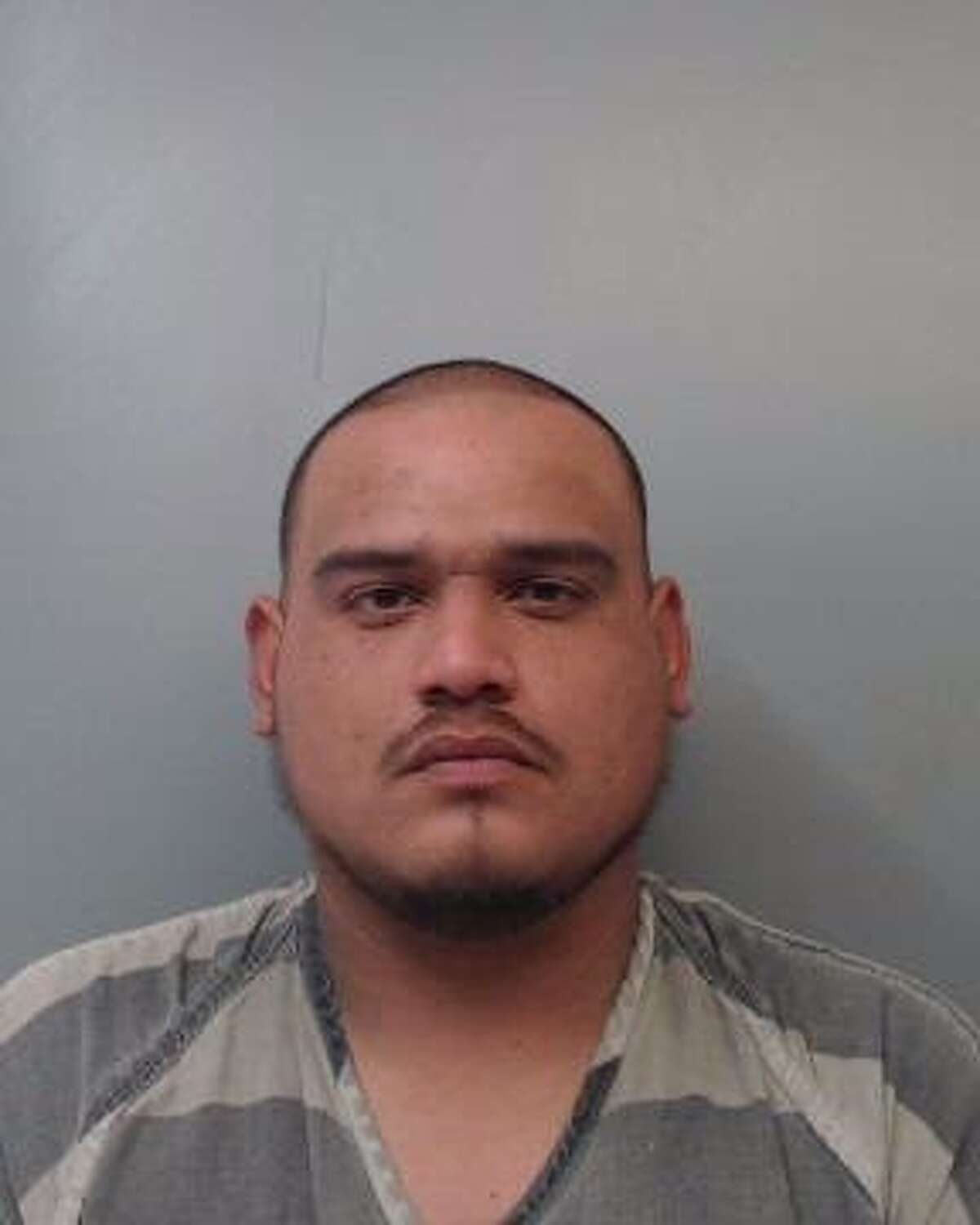 Jose Ignacio Lopez, 29, was arrested and charged with assault, family violence.