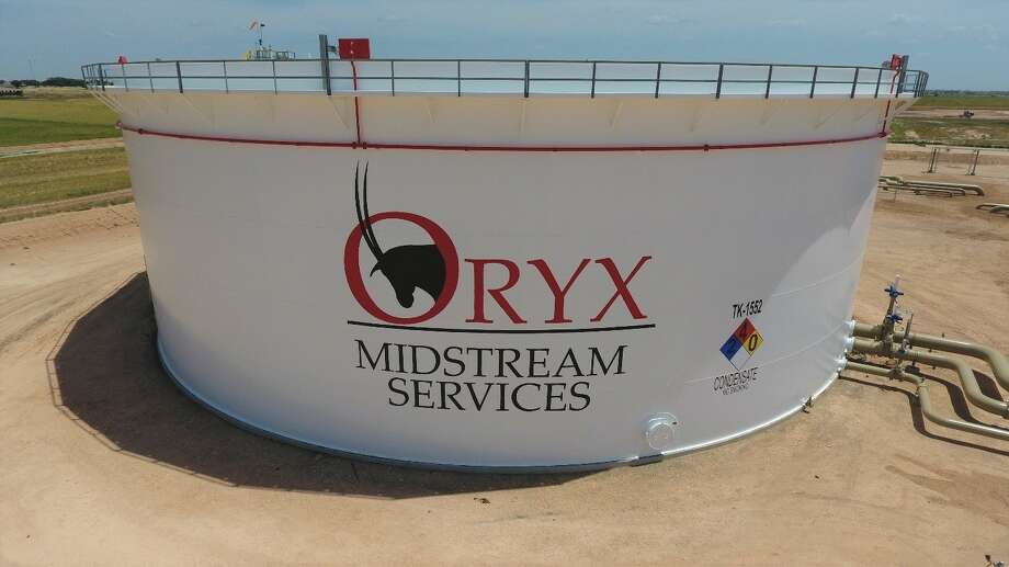 Midland pipeline operator Oryx Midstream bought Targa's Permian Basin crude oil gathering pipelines and storage terminals in a $135 million deal.  Photo:  Oryx Midstream /