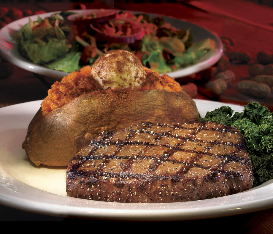 Although Veterans Day has passed, Logan's Roadhouse will continue to honor the military with American Hero Wednesdays, which will run through the end of the year. Photo: COURTESY PHOTO