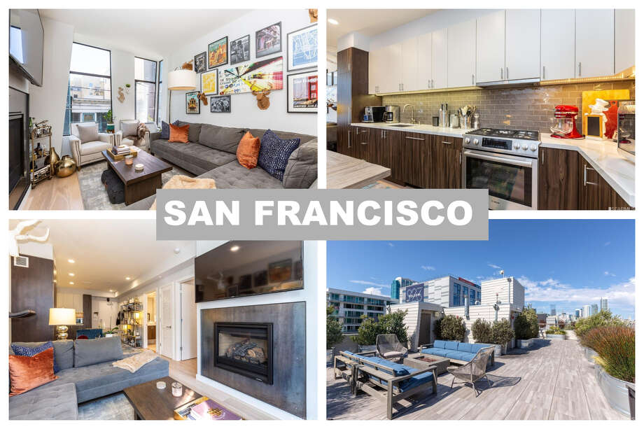 $699k buys a 544 square foot, 1 bed, 1 bath condo on Shipley in SF's SoMa District Photo: Redfin