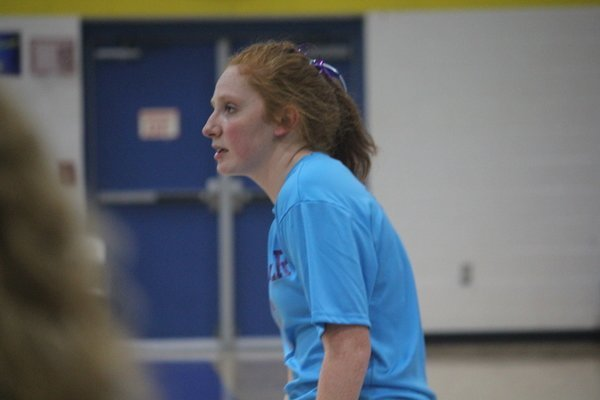Whitley caps off impressive junior season for Pine River volleyball - The Pioneer