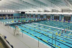 North East ISD will have a grand reopening for the rebuilt Walker Pool on Nov. 20. Among the distinguished guests expected to attend are U.S. Olympic gold medalists Josh Davis and Doug Gjertsen.