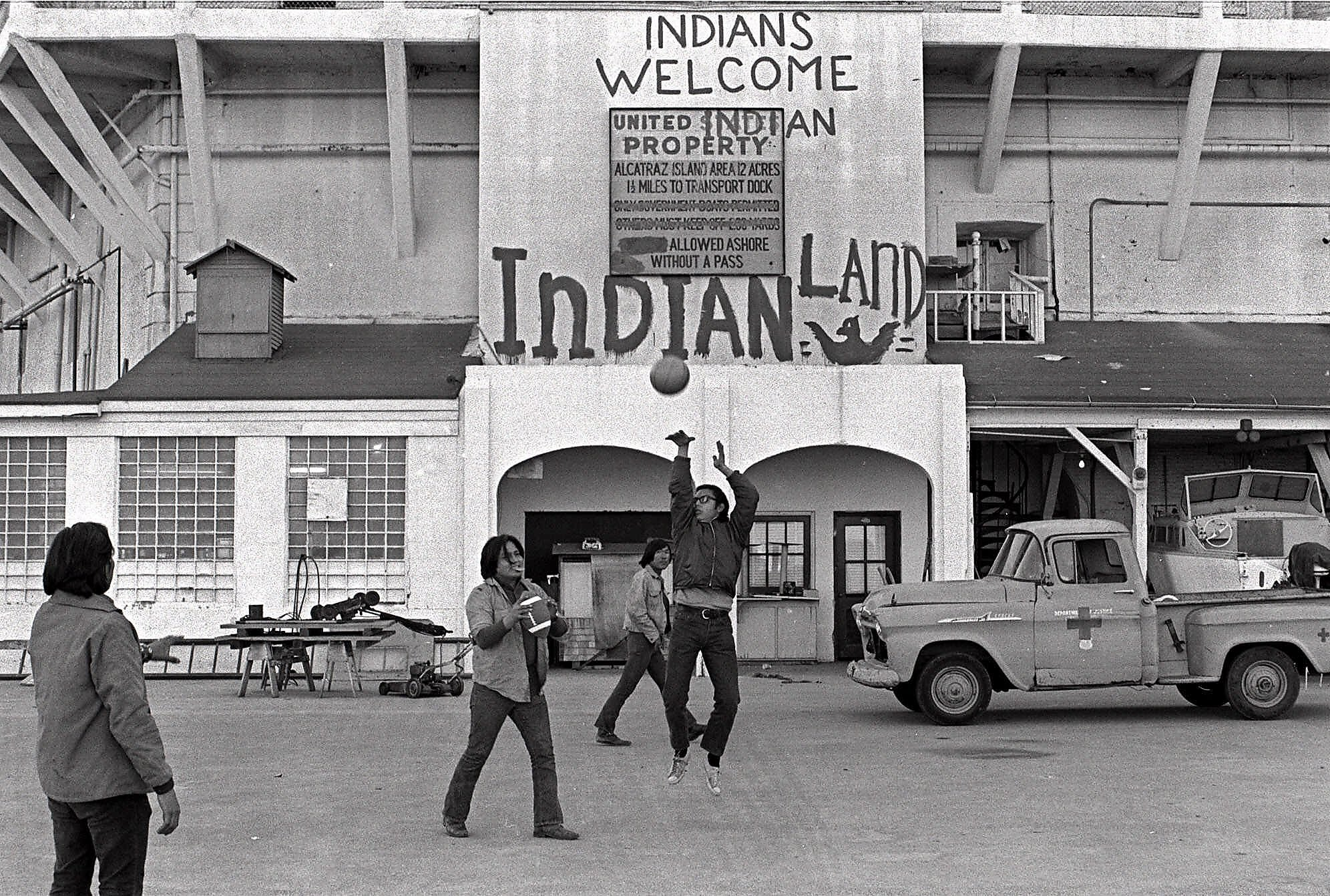 This neighborhood was once the center of SF Native American life