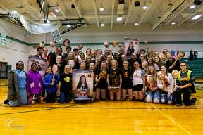 ©Quad N Productions - click on the album name to see all of the images in the album. Prints are available at www.misportsphotos.com Images may not be cropped, edited, or printed in any way. The Ubly Bearcats captured a 2019 regional championship on Thursday night in Genesee with three-game sweep of Genesee Christian.