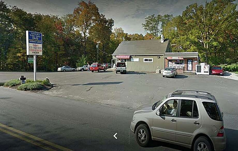 On Thursday, Nov. 14, 2019 Edwin Castillo claimed the $100,000 prize at CT Lottery's headquarters in Rocky Hill. Castillo bought the winning Cash 5 ticket at the White Turkey Deli on Candlewood Lake Road in Brookfield. Photo: Google Street View Image