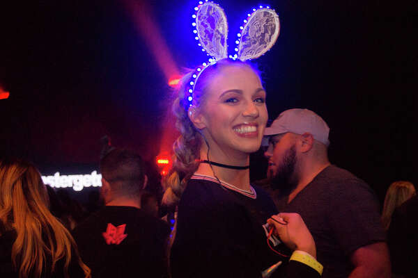 Thousands of fans packed into the sold out Deadmau5 show on Nov. 14, 2019 at the Revention Music Center.