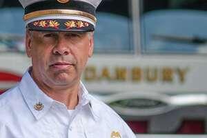 Danbury Deputy Fire Chief Bill Lounsbury
