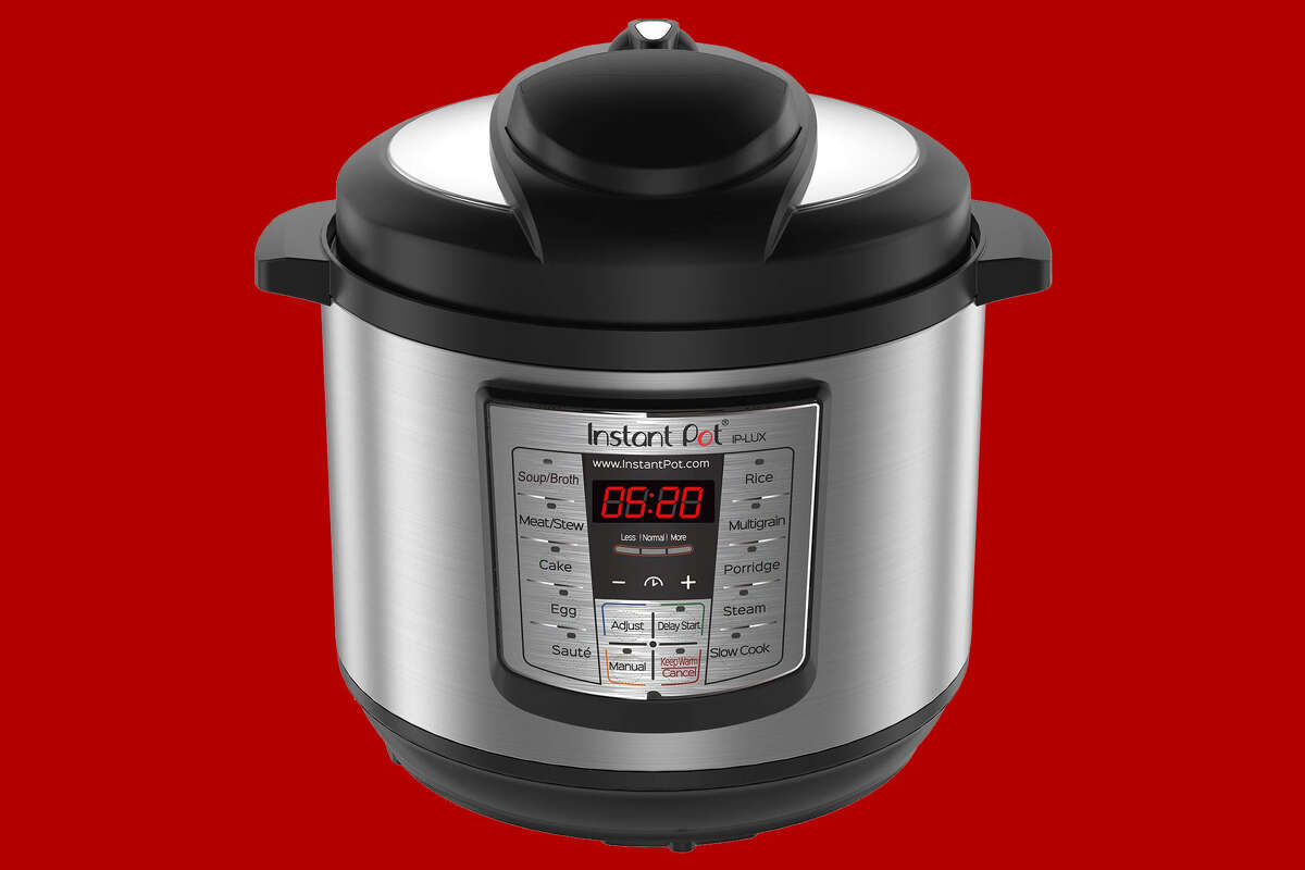 The Instant Pot LUX80 is the cheapest it's ever been on Amazon this Friday.