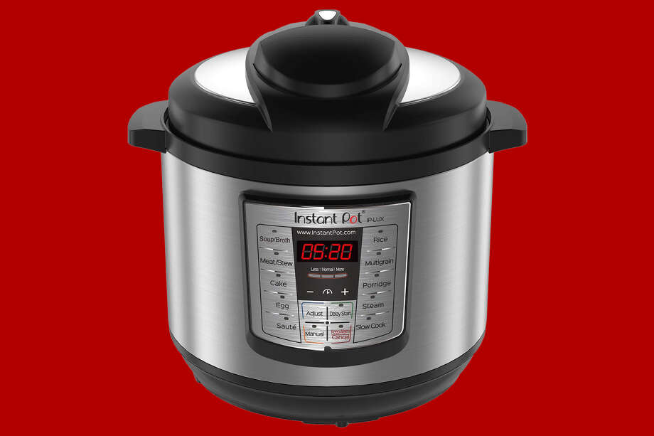 The Instant Pot LUX80 is the cheapest it's ever been on Amazon this Friday. Photo: Amazon/SFGATE