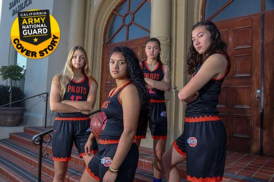 St. Joseph girls basketball, Alameda Photo: SportStars Magazine