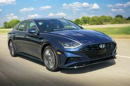 Hyundai introduces its all-new Sonata for 2020. The eighth-generation Sonata is unlike any of its predecessors, showcasing Hyundai's Sensuous Sportiness design philosophy. It is a fully transformed vehicle showcasing a sporty four-door-coupe look.