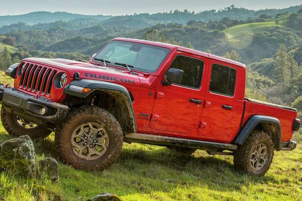 The 2020 Gladiator builds on a rich heritage of tough, dependable Jeep trucks with an unmatched combination of rugged utility, authentic Jeep design, open-air freedom, clever functionality and versatility, advanced fuel-efficient powertrains, and a host of innovative safety and advanced technology features.