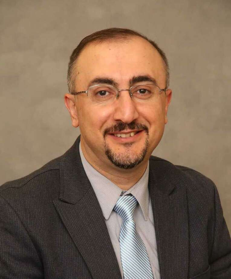 """Hasan Arslan, associate professor of Justice and Law Administration, will be speaking on """"""""Popular Culture and Homeland Security."""" Photo: WCSU / Contributed Photo"""