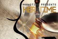 """""""Her Time,"""" a dramatic stage play about issues individuals face upon re-entering society after incarceration, is at Bridgeport's Klein Memorial Auditorium November16 and 17."""
