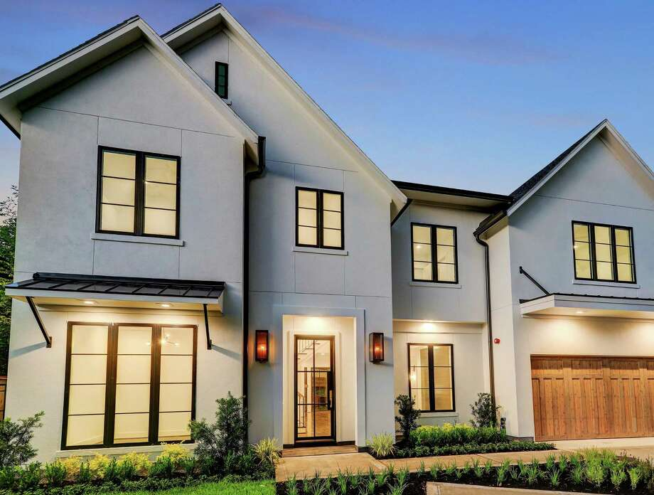 Jamestown Estate Homes' new property offers approximately 4,500 square feet, and it is set on an 8,700-square-foot lot. Photo: TK IMAGES