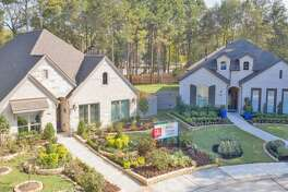 Homes in Artavia are offered by Coventry Homes, David Weekley Homes, Highland Homes, J. Patrick Homes, Lennar, Perry Homes, Ravenna Homes and Westin Homes.