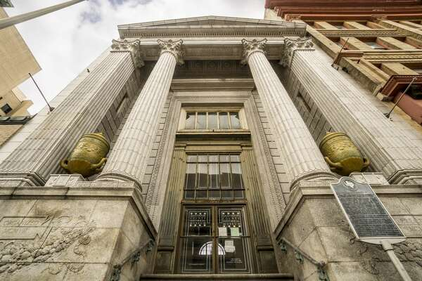 The 1920 City National Bank Building was part of the 2017 Galveston Historical District's annual historic home tour.