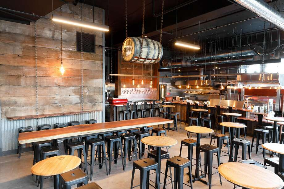 Gillman Brewing Company has a new location in Daly City. Another outpost is planned for Pleasanton in 2020. Photo: Gilman Brewing Company, Nader Khouri