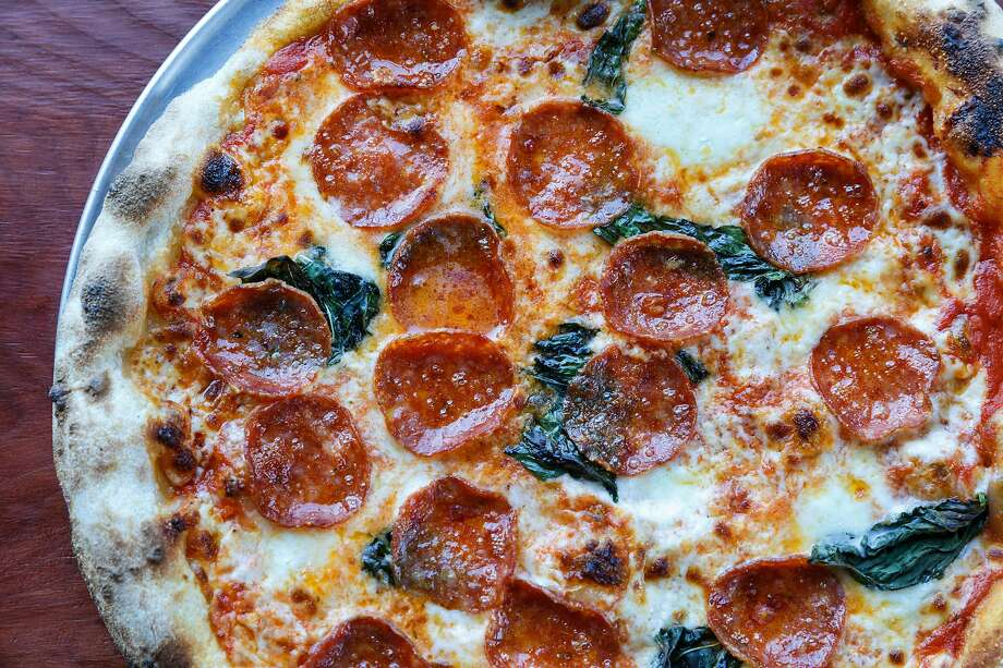 Gilman Brewing Co. has a new location in Daly City where it will serve Neapolitan pizzas, among other things. Photo: Nader Khouri