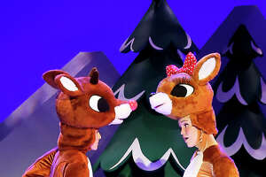 """The Grand presents """"Rudolph the Red-Nosed Reindeer: The Musical."""""""