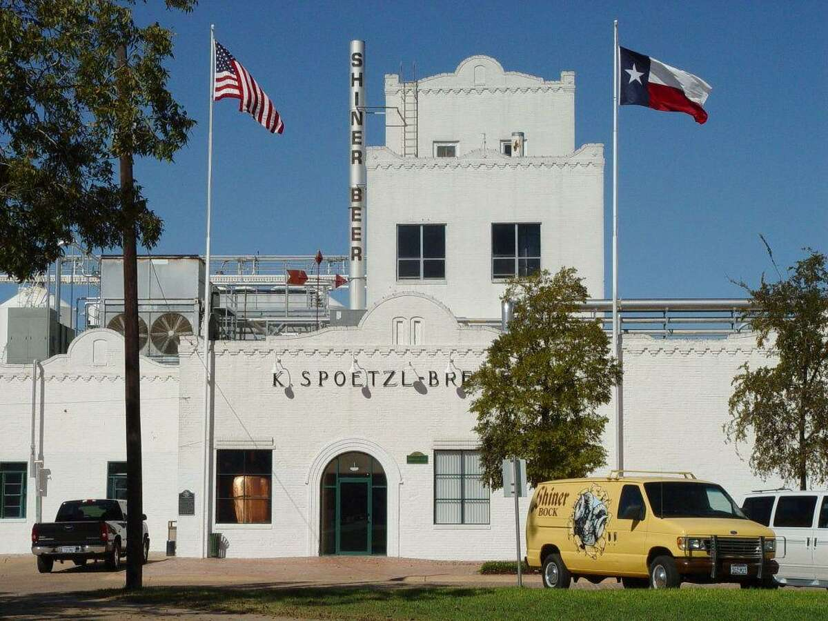 The Spoetzl Brewery in Shiner, Texas. Multinational beverage company ABInBev wants a piece if the multi-million dollar bock beer market that Shiner has dominated for a century.
