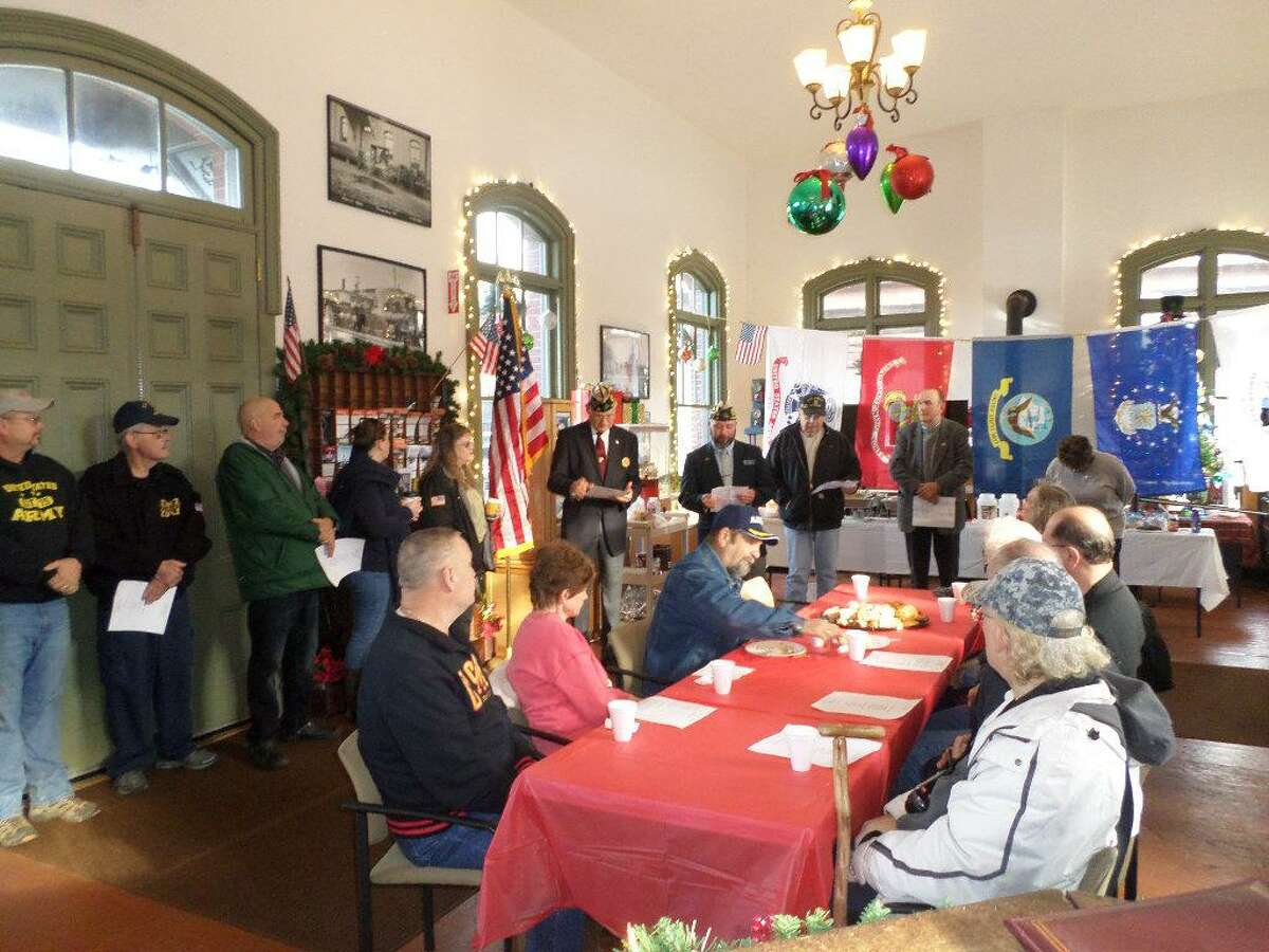 Thomaston area veterans and their families attended the fifth annual