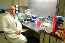 Dr. Ken Witt, a professor of pharmaceutical sciences at the SIUE School of Pharmacy, is leading a team of researchers that is developing a drug treatment for Alzheimer's disease.
