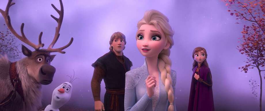"The gang returns in ""Frozen 2."" (Disney) Photo: Disney, HO / TNS / Chicago Tribune"