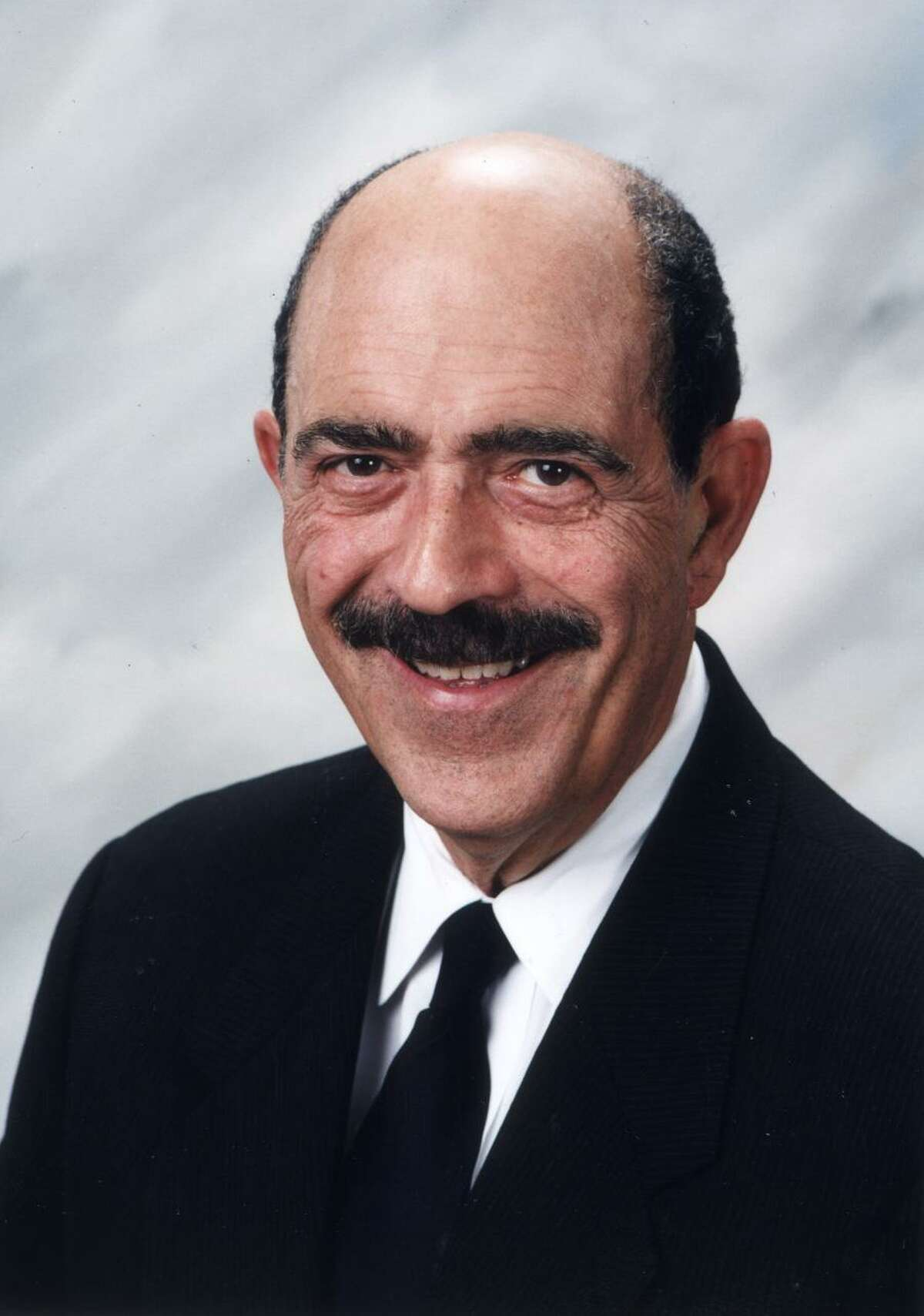 Paul Lazzaro, the long-time vice president of Marketing and Public Affairs. The Woodlands Operating Co., is shown in this 1990 Houston Chronicle archive photograph. Lazzaro died on Thursday, Nov. 14, 2019.