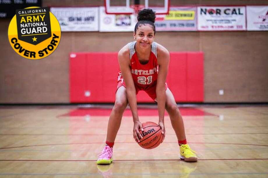 Jzaniya Harriel, Antelope basketball Photo: SportStars Magazine