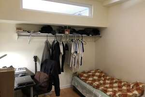 This studio apartment is located near CCSF.