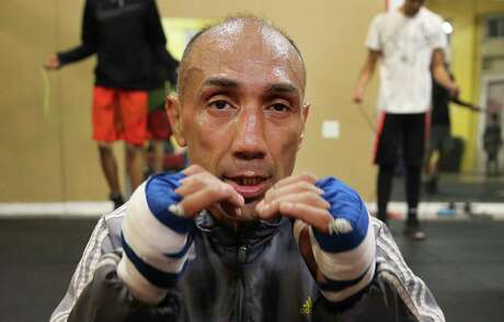 At 51, John Michael Johnson will step into the ring for the first time since losing to Ricardo Alvarez on Sept. 29, 2014.