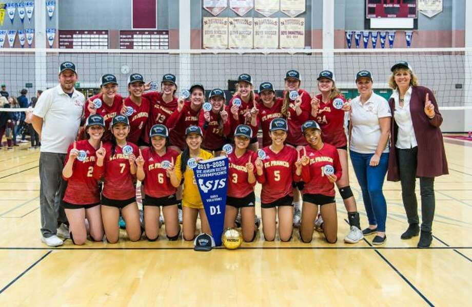 Saint Francis Volleyball Photo: SportStars Magazine
