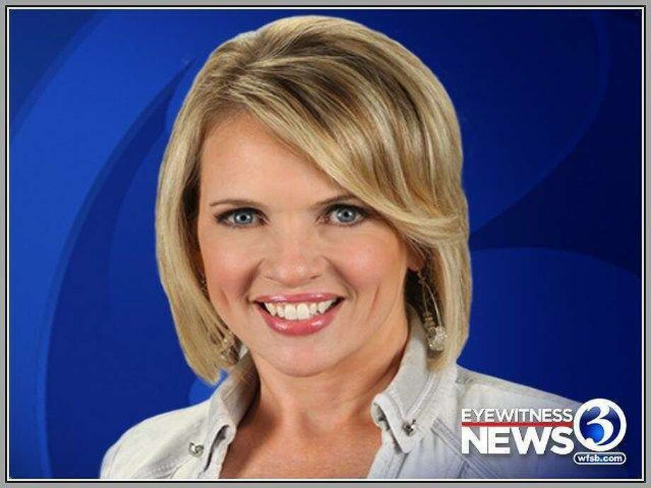 WFSB Channel 3 TV news personality Irene O'Connor will help Santa light Bethlehem's 85- foot Christmas tree on Friday, Dec. 6 on the town green, kicking off the annual Christmas Town Festival. Photo: WFSB / Contributed Photo /