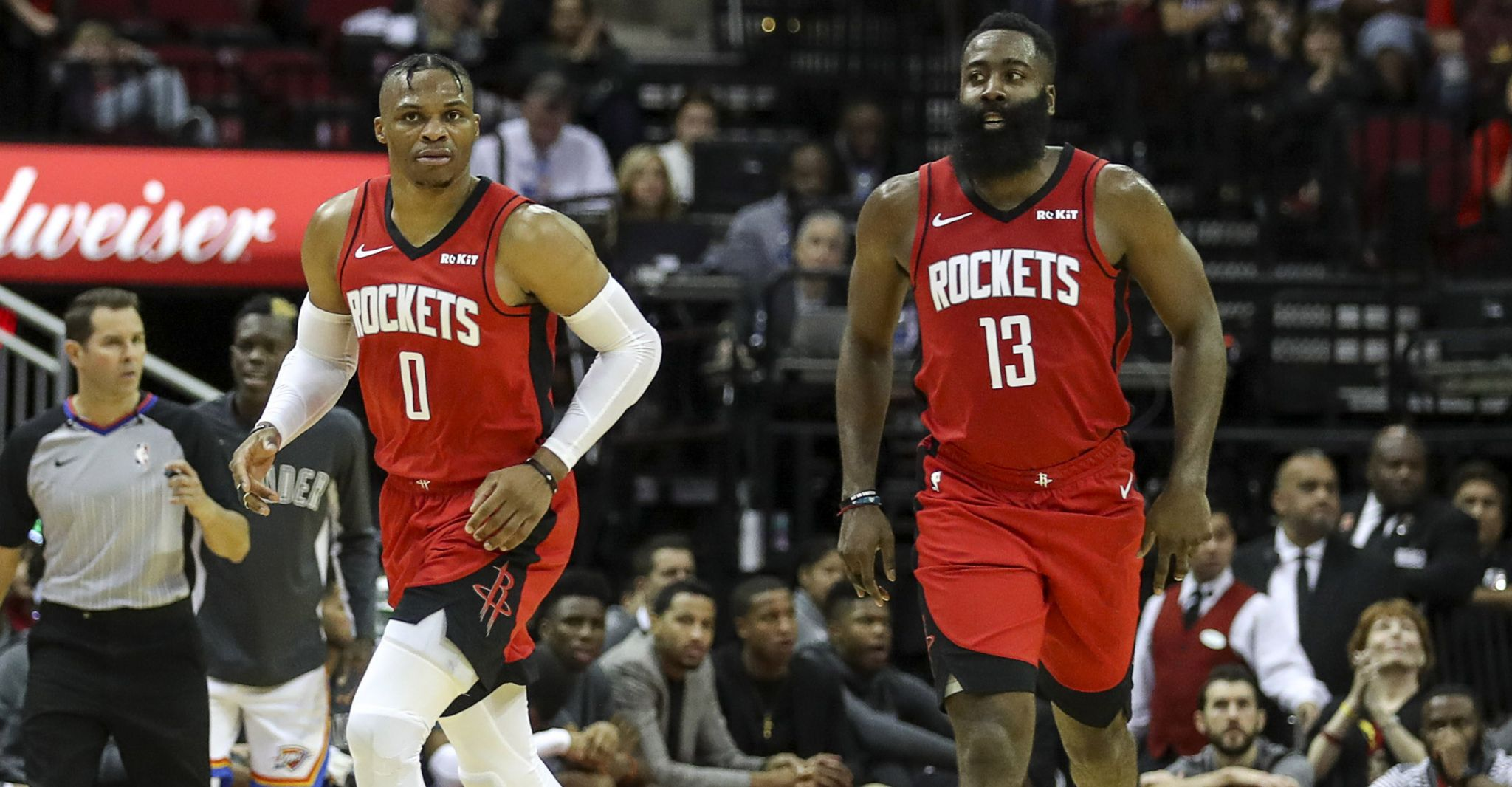 Pacers coach Nate McMillan: Russell Westbrook-James Harden combo 'will work'