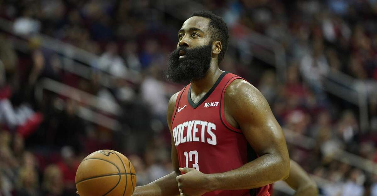 PHOTOS: Rockets game-by-game Houston Rockets' James Harden shoots a free-throw against the Golden State Warriors during the second half of an NBA basketball game Wednesday, Nov. 6, 2019, in Houston. The Rockets won 129-112. (AP Photo/David J. Phillip) Browse through the photos to see how the Rockets have fared in each game this season.