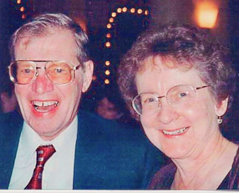 Richard and Suzanne Heiny (Photo provided/Katherine Heiny)