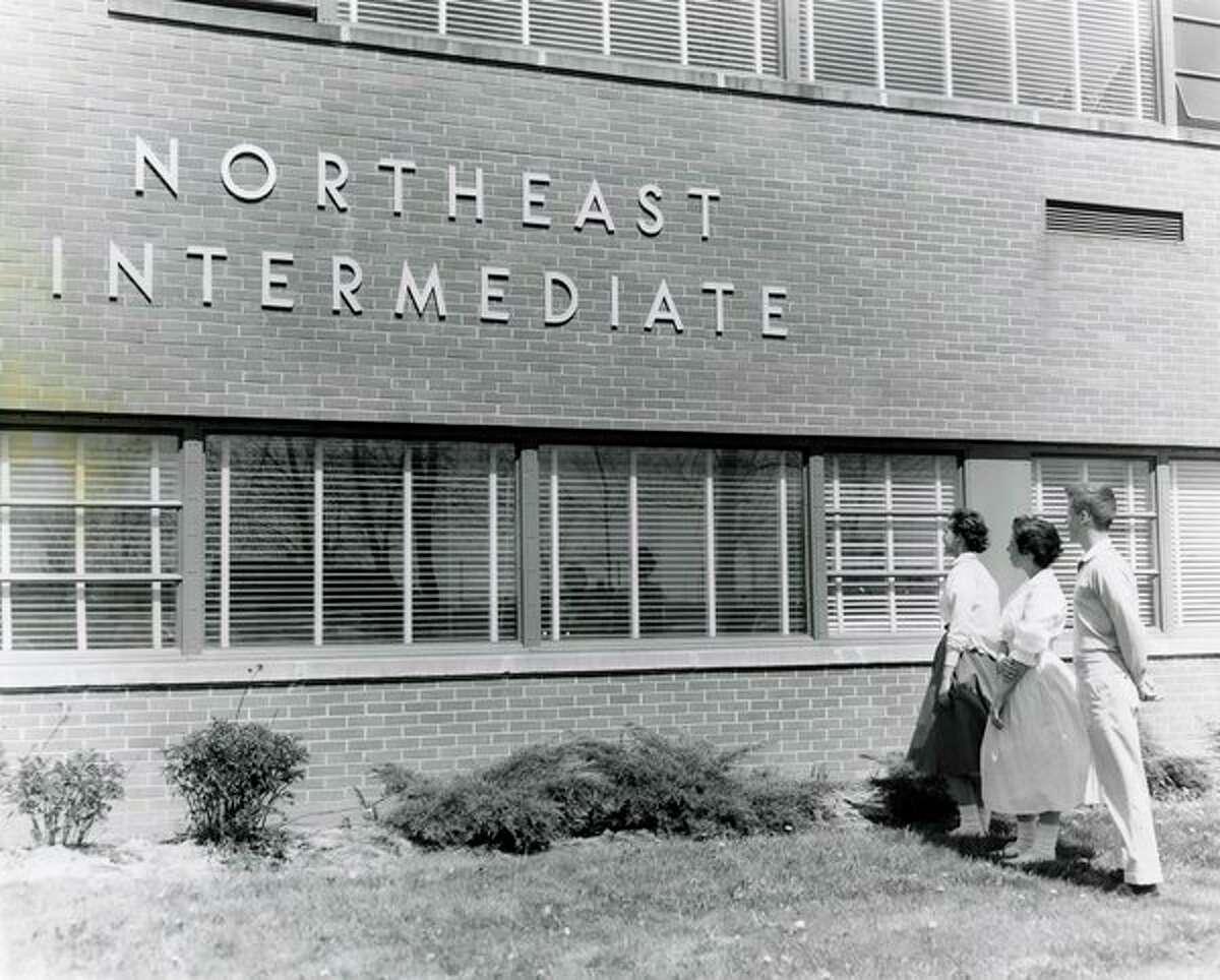 Northeast Intermediate School. 1957