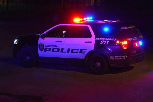 Houston police found a man dead Friday night outside an apartment complex on City View Place, but the agency isn't sure yet what led to the death.